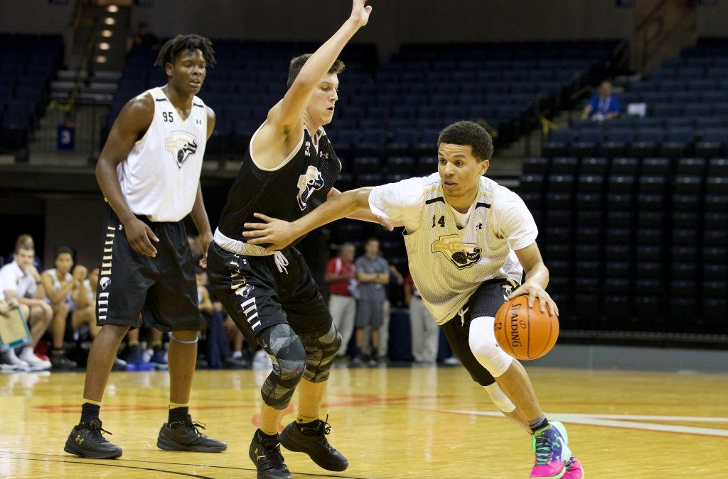 Ignacio  Let s move on to the 2020 class. Cole Anthony has been at the top  of your board for a while. Is he still number one for you  f9d4053d4