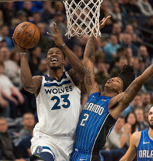 Gibson on Butler trade request: I didn't see it coming