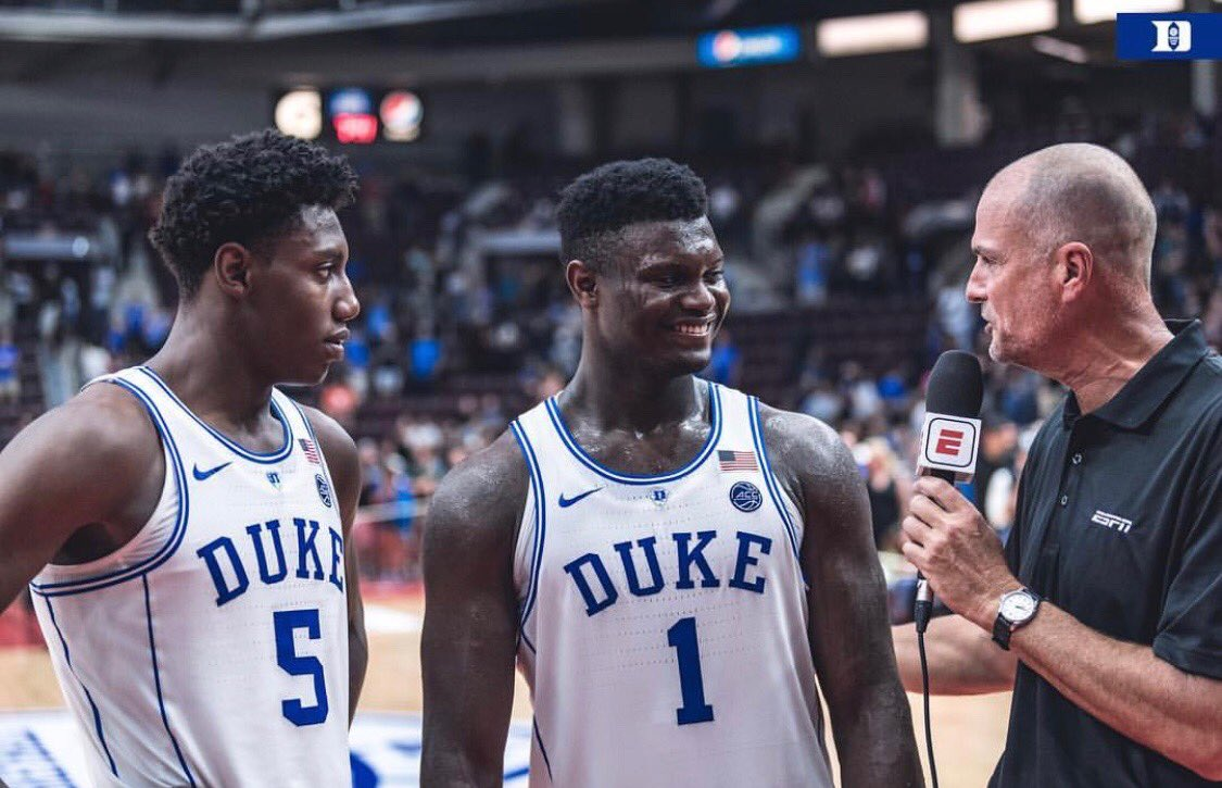 best authentic 2be4e 6eb25 1) As discussed in my Zion Williamson piece, I like the idea of mirror  seasons (seasons from the past which closely mirror those that prospects  are having ...