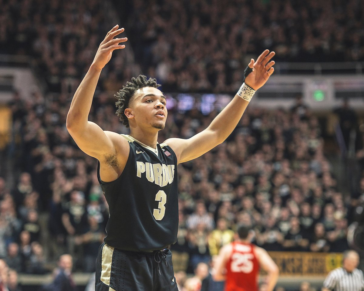 Draft Notes Carsen Edwards Part 1 The Stepien