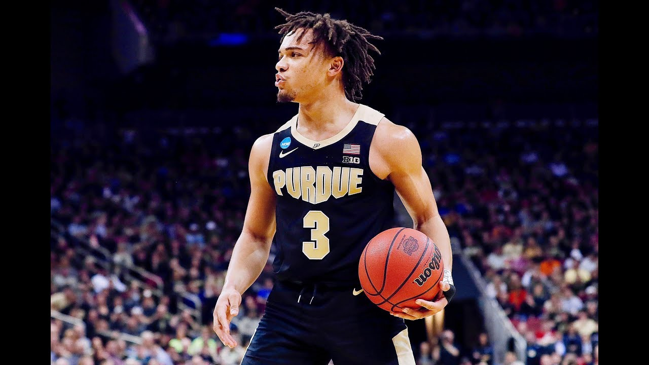 Carsen Edwards Scouting Report The Stepien