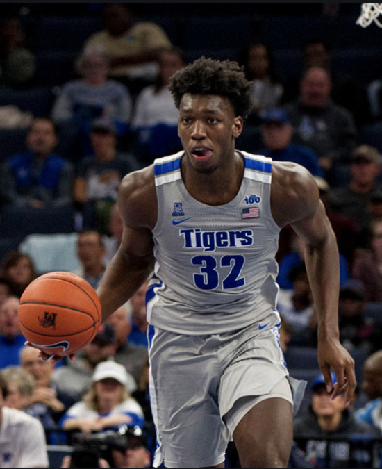 James Wiseman Scouting Report